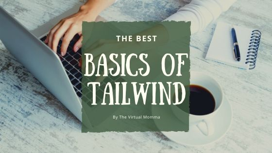 Banner for the basics of tailwind
