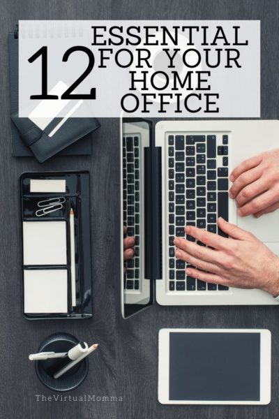 Setting Up a Work at Home Office